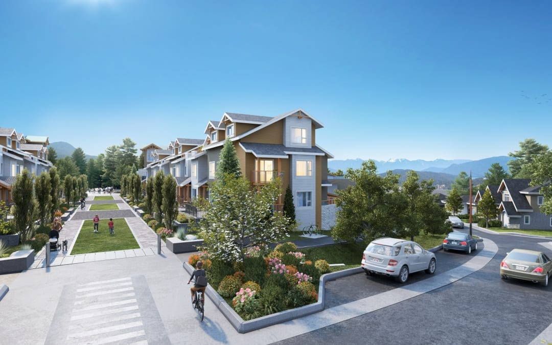 5 Reason to Love the Townhomes at Touchstone